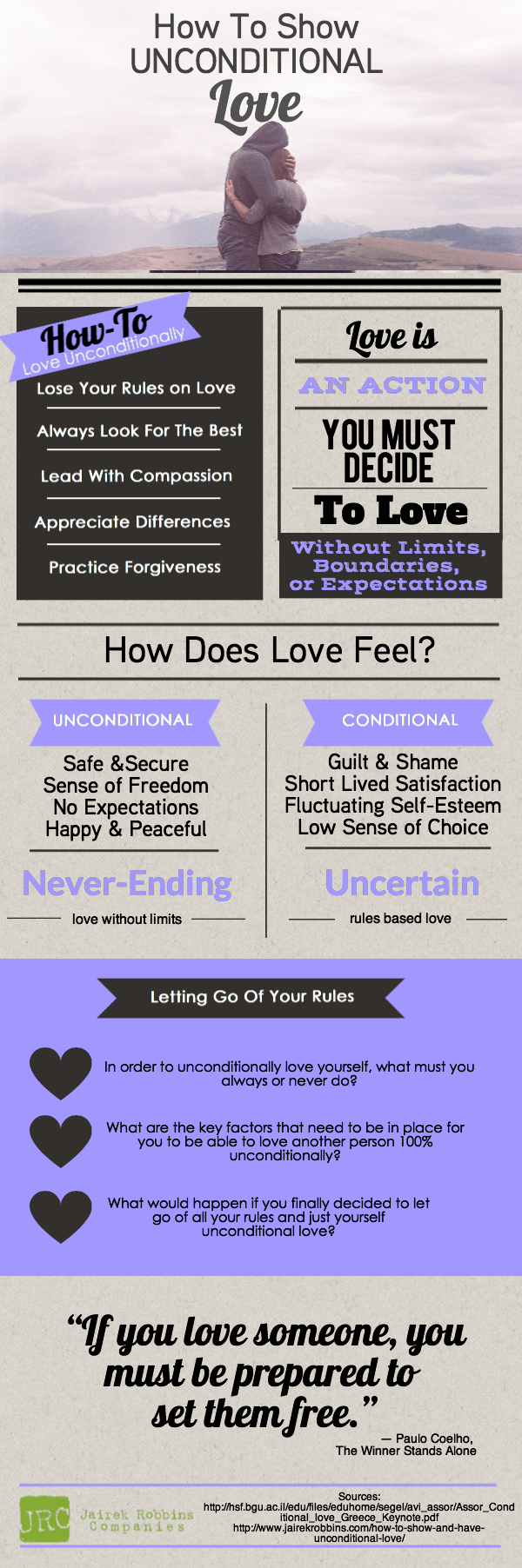 how to show love unconditionally infographic relationships dating love advice