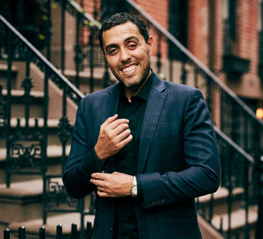 JAIREK ROBBINS OPTIMIZES HUMAN PERFORMANCE
